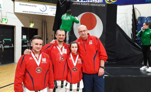 Karate ME JKA Irsko – Dublin