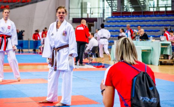ME JKA karate v Srbsku
