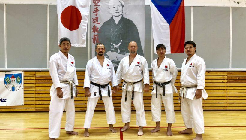 Gasshuku JKA karate