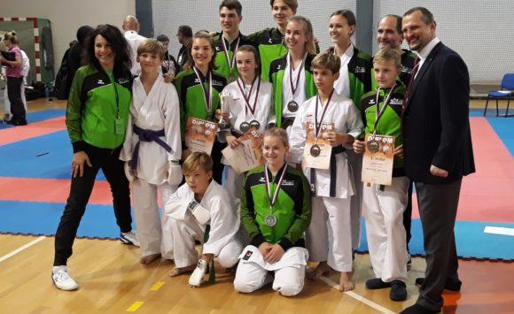 MČR JKA karate 2019